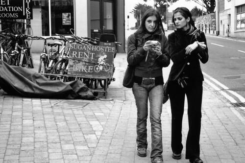 street ireland women kerry killarney f5 nikonf5