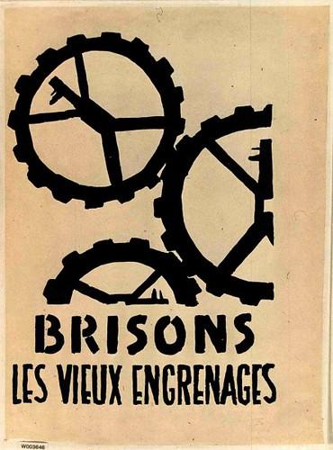 paris 1968 #8