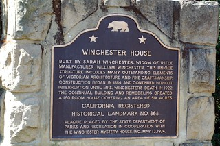 Winchester Mystery House 001 by Cowgirl Jules, on Flickr