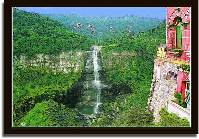 Tequendama falls...