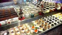 circles desserts