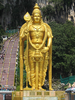 Lord Murugan, Batu Caves