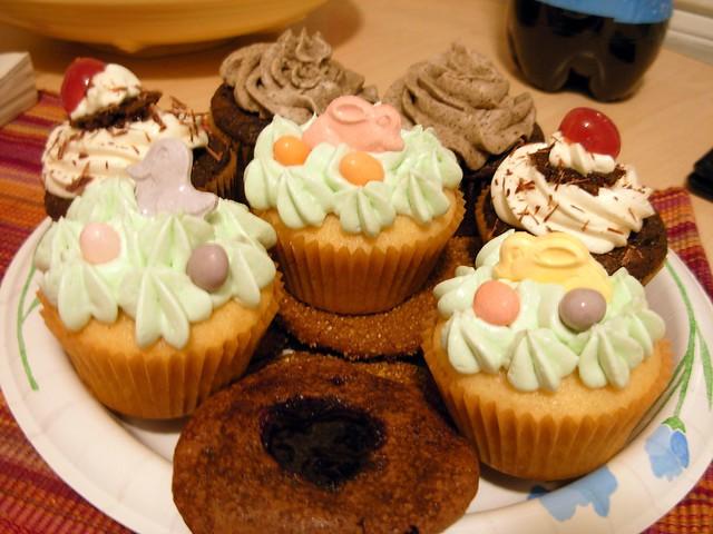 Vegan Easter Dessert Plate | Flickr - Photo Sharing!