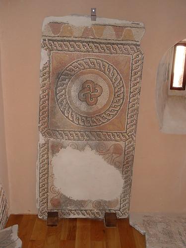 Villa romana de Santa Lucía - Mosaico 6