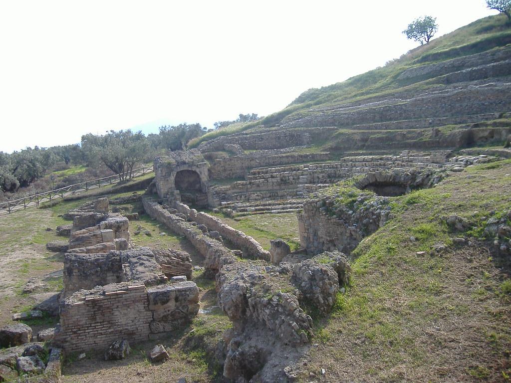 Teatro Greco Parco Archeologico Scolacium