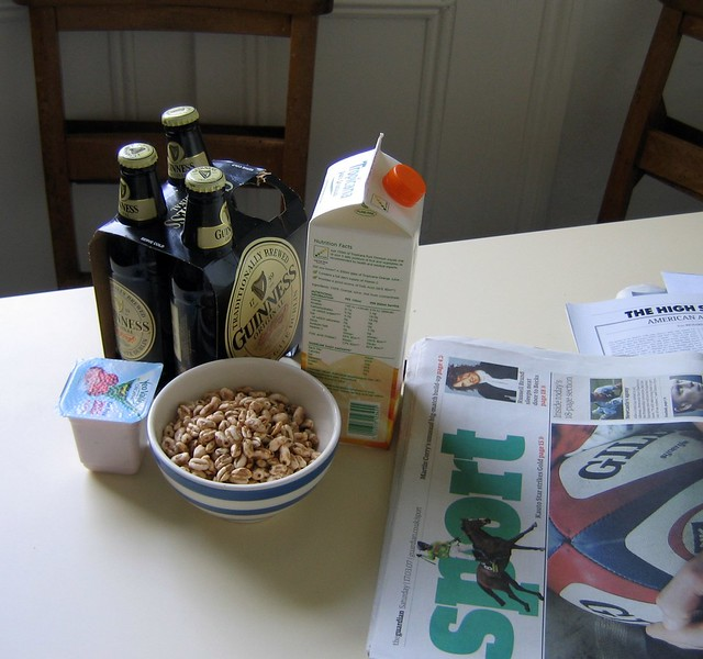 St Patrick's Day Breakfast