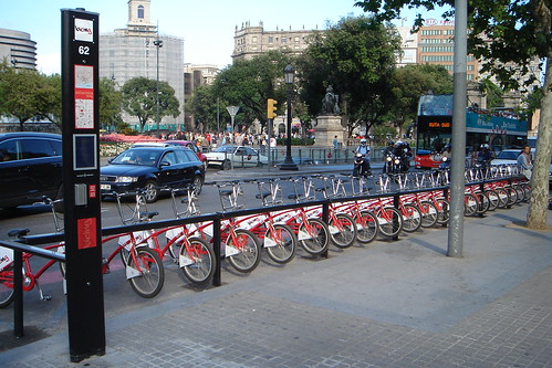 Barcelona bicing oh barcelona for Oficina bicing barcelona