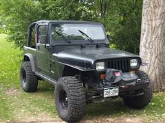 Megan's Jeep