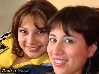 Maricruz Ramírez Y Paulina Garcés
