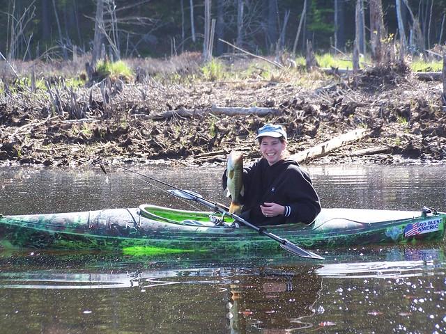 Bass Fishing At Fleming Pond Paradox Flickr Photo Sharing