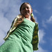 Small photo of Giantess in Green