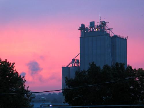 morning industry sunrise virginia industrial va harrisonburg matin harrisonburgcity
