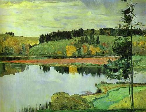 Nesterov, Mikhail - 1906 Autumn