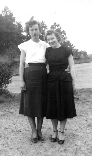 1950 s womens casual clothing personal photograph photogr