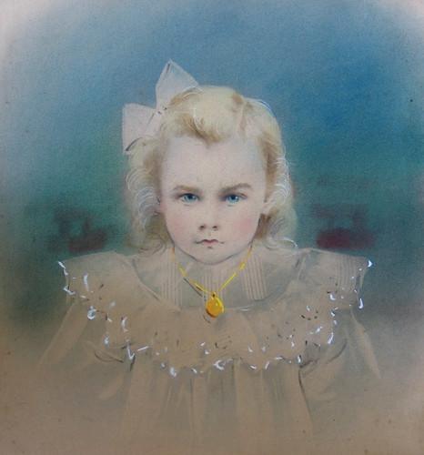 the Gold Locket portrait