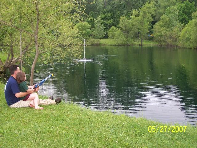 Spin master toys rocket fishing rod flickr photo sharing for The rocket fishing rod