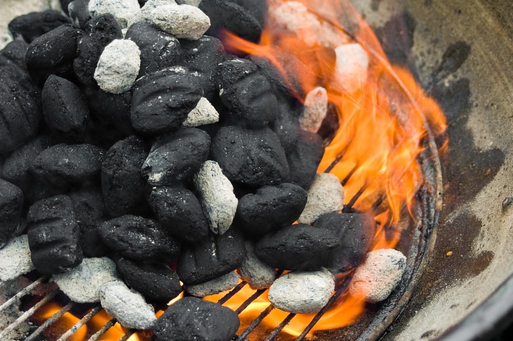 Meat Tips: Coal Arrangments
