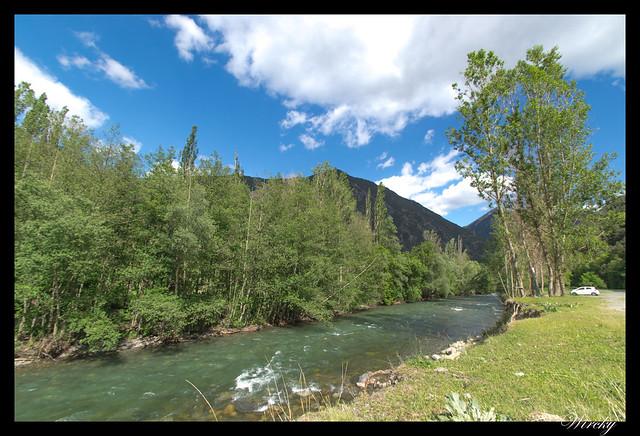 Río Noguera Pallaresa