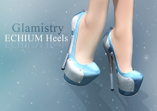 Glamistry Echium Heels