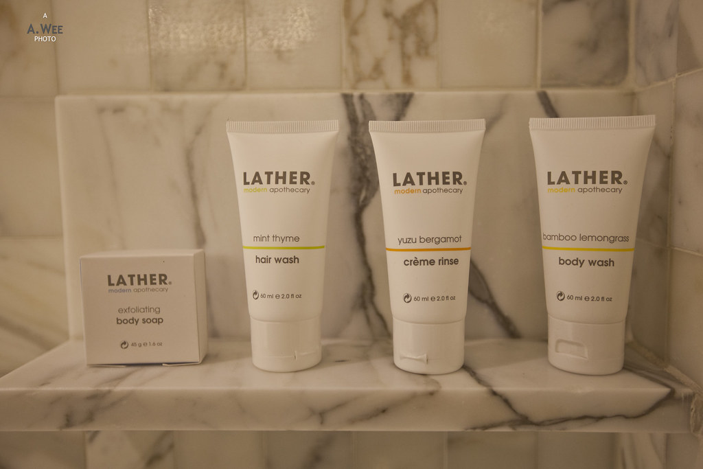 Amenities by Lather Modern Apothecary
