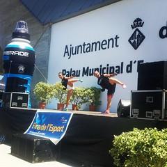 Feria del Deporte Son Moix de la mano de Elite Fitness Club con Anastasia Komissarova. #fitness #fitnesslife #fitnessstyle #fitnessworld #fitnessplanet #motivation #fitnessmotivation #BODYCOMBAT 64 #reebokone #reebok #LesMills #soydelatribu #tribuspain