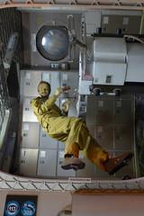 Skylab 1 wardroom