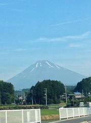 Mt.Fuji 富士山 6/15/2015