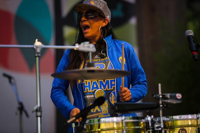 Sheila E - Stern Grove - Sunday June 21, 2015
