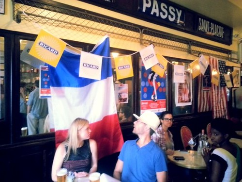 Bastille Day at Cercle Rouge with Ricard Pastis (11)