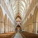 Cathedral Church of Saint Andrew, Wells, Somerset by JackPeasePhotography