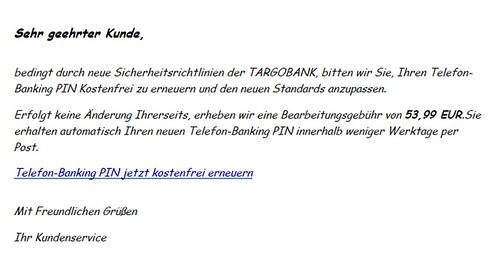 telephonbanking