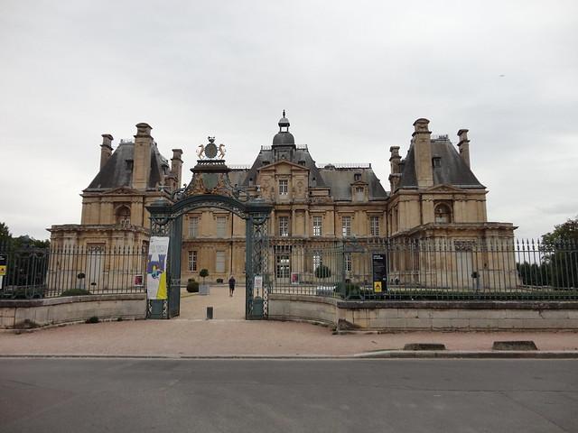 Maison Lafitte chateau