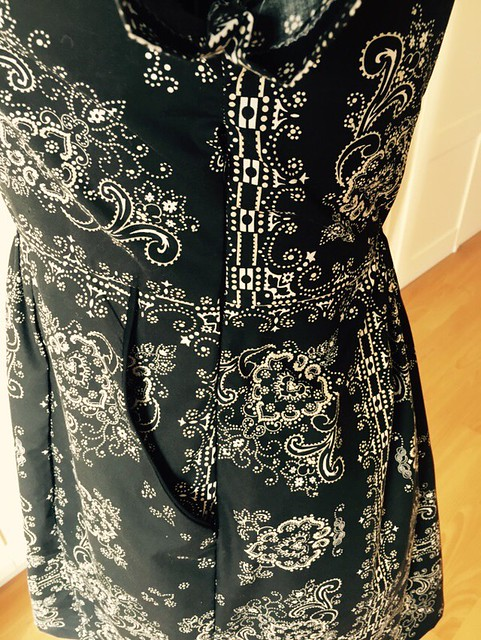 Bandana Simplicity 2389 side zip and pocket