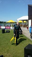Sanne Open Water Diver