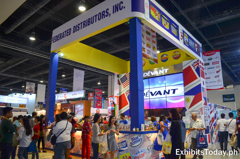 Federated Distributors Inc.Tradeshow Display
