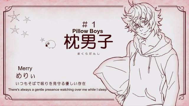 Makura no Danshi ep 1 - image 01