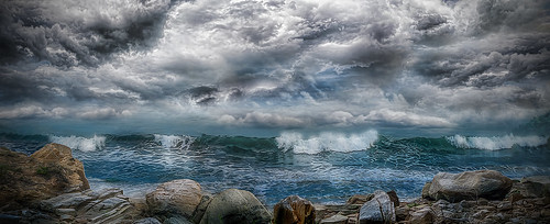 The Sea in Action