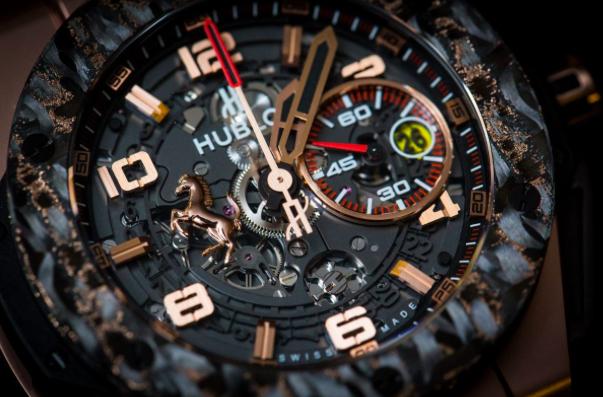 Hublot Ferrari Big Bang watch