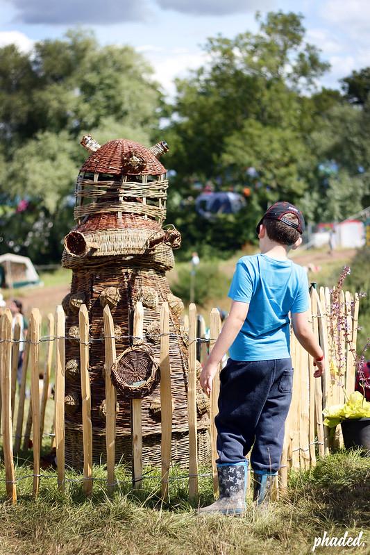 Dalek Stand-off