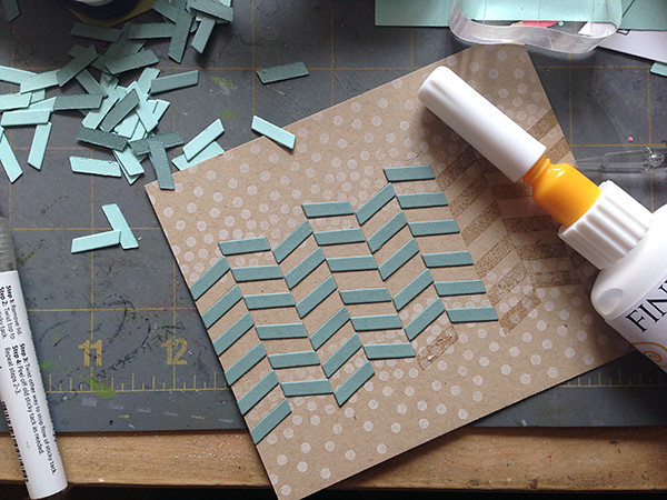 Background Basic Diagonals and Dies How-To