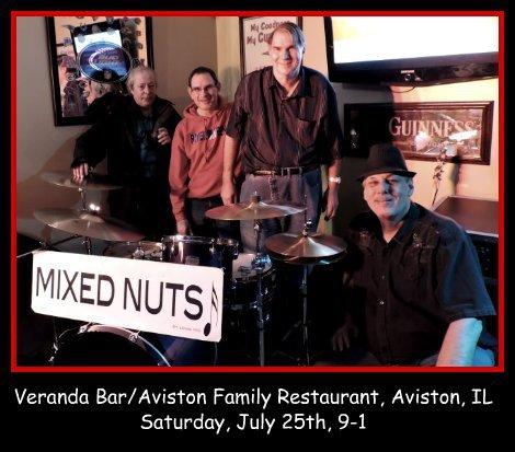 Mixed Nuts 7-25-15