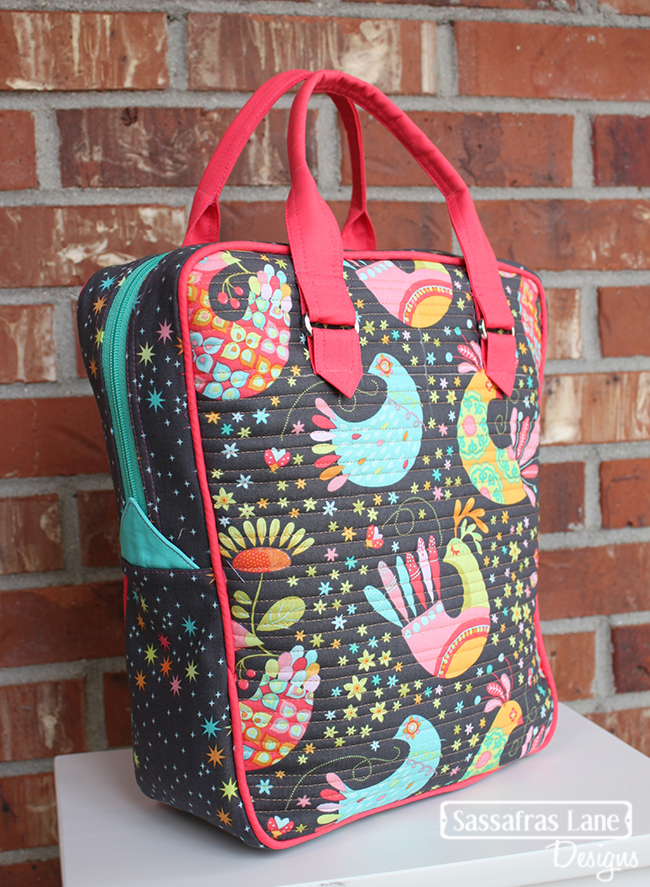 Bubba Bowling Bag made in Birds & Bees