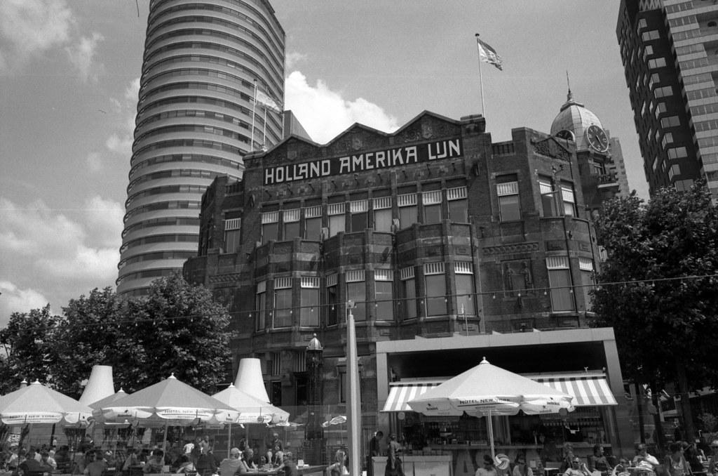 Hello Rotterdam!