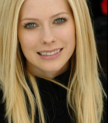 avril lavigne without makeup1