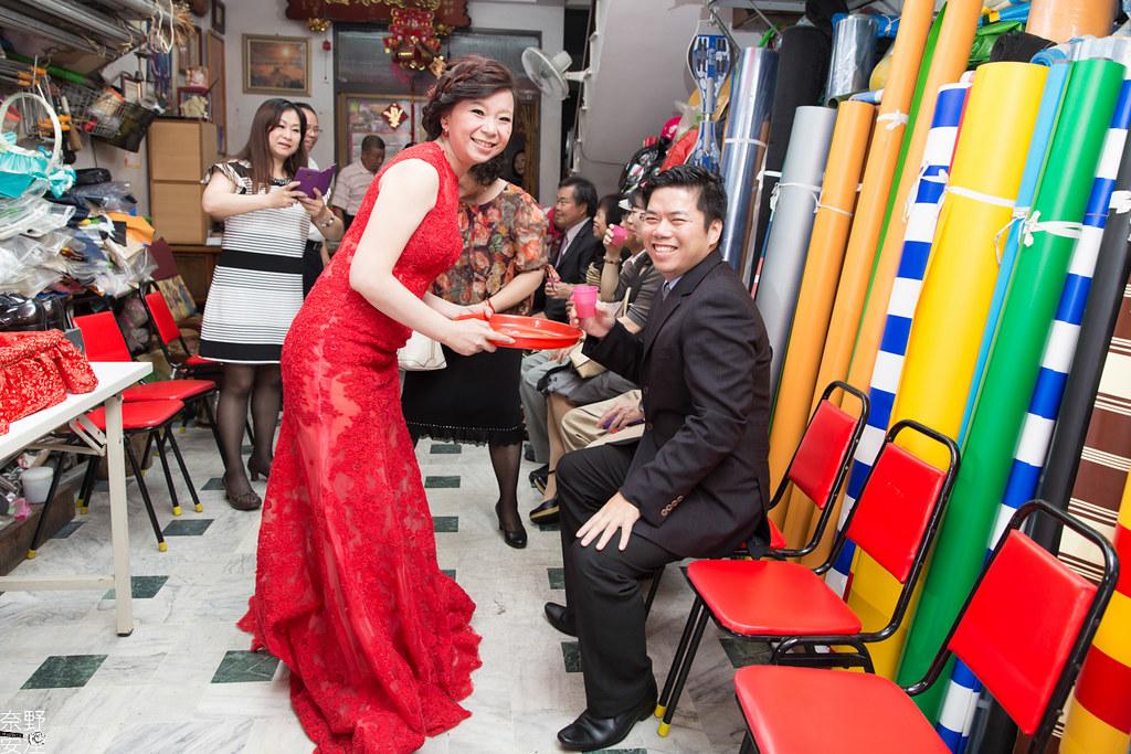 台南婚攝 濃園滿漢餐廳 | 訂婚儀式 家宴 (20)
