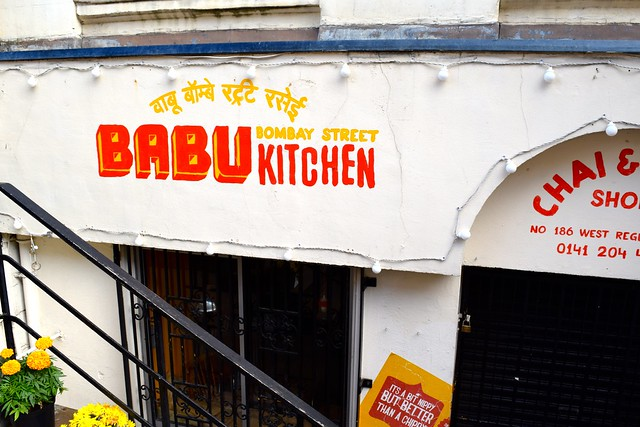 Babu Kitchen, Glasgow