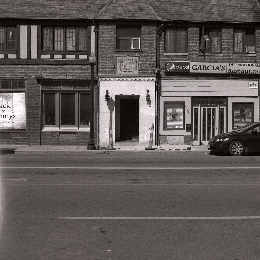 Old North High Street