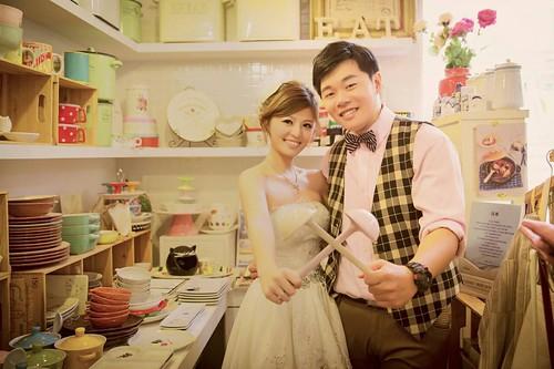 美嬌娘怎能有黃板牙?結婚前來台中豐美牙醫牙齒美白改造一下! (5)