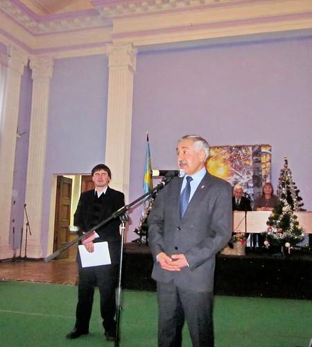Міжнародний форум «Сучасний стан освіти і науки в Україні. Стратегія розвитку»