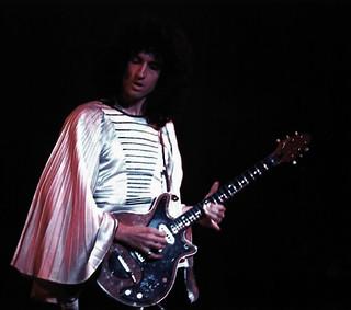 Queen live @ Detroit - 1975